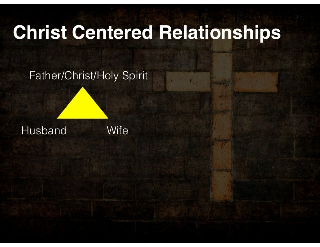 how to have a christ centered dating relationship What does a biblical relationship look like we are to love our wives as christ loved the church in the self-centered world of secular dating.