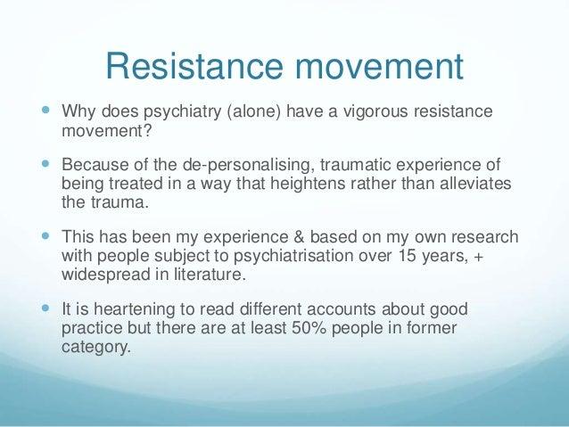 Dr Liz Brosnan Voices From The Margin Psychiatric Hegemony Menta