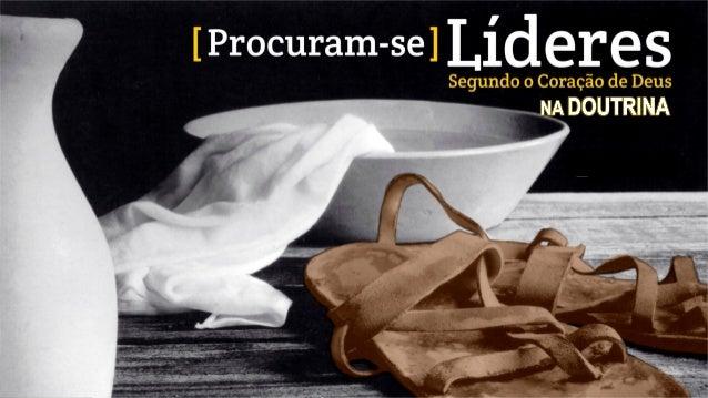 CRISE DE LIDERANÇA NA SOCIEDADE 1 SOCIEDADE SEM PRINCÍPIOS 2 LÍDERES ESPIRITUAIS COM TEOLOGIA DISFUNCIONAL & POSTURA INCOE...