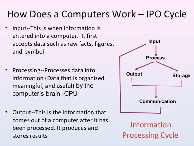 Ipo data storage software