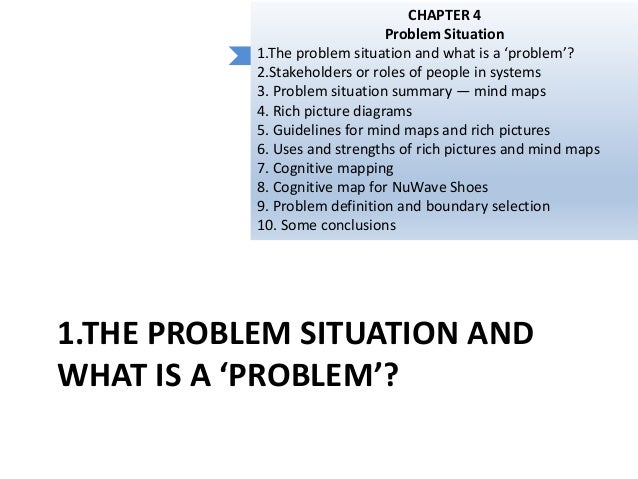 04.problem situation on