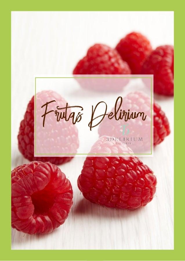 Frutas Delirium