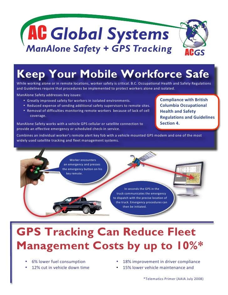 ManAlone Safety Brochure - 04 29 09