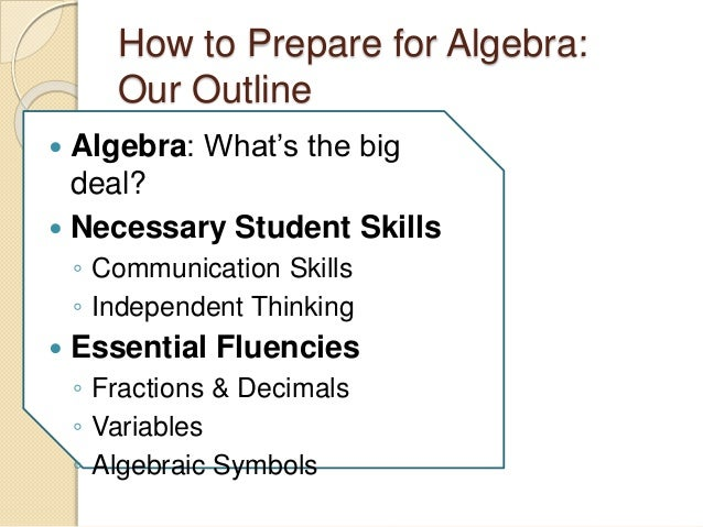 Algebra Readiness Equipping K8 Students for Success – Algebra Readiness Worksheets