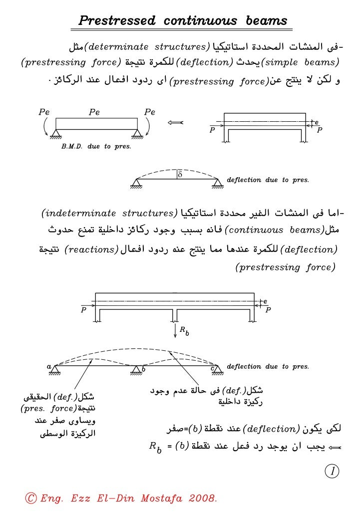 04  (4th civil) (prestressed concrete) indeterminate prestressed structures