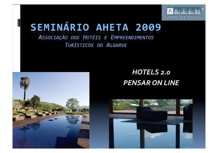 HOTELS2.0 PENSARONLINE