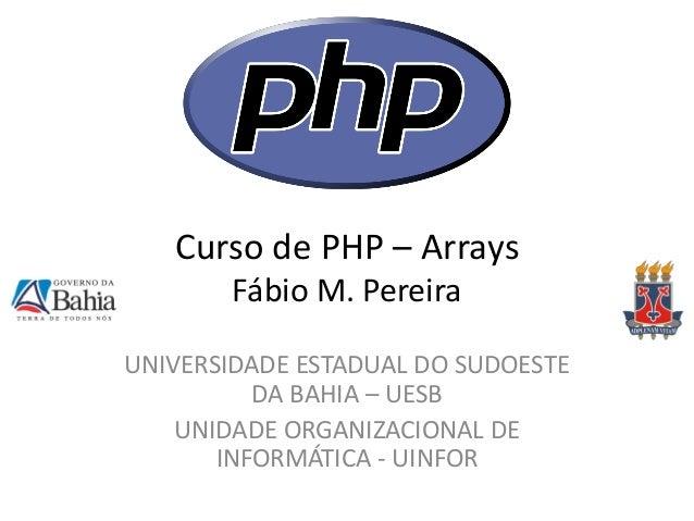 Php curso