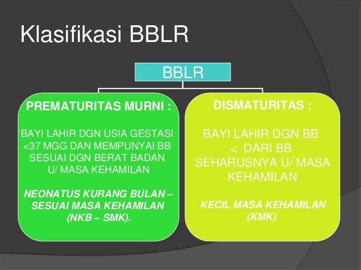 Penanganan Bayi Berat Badan Lahir Rendah (BBLR)