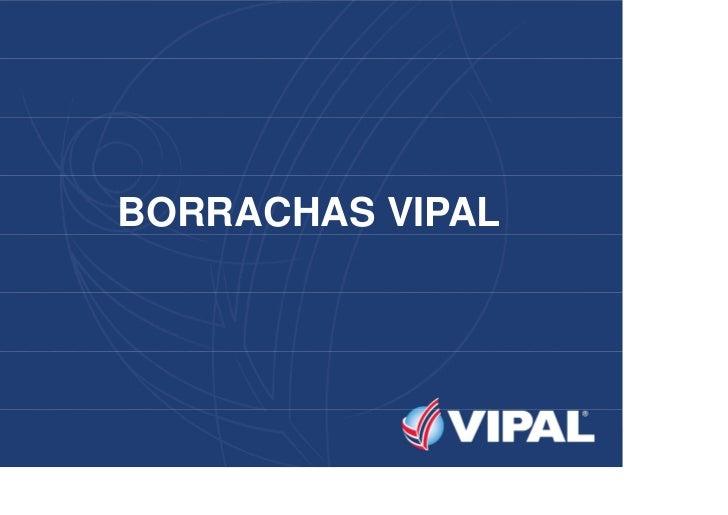 BORRACHAS VIPAL