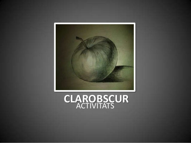 CLAROBSCUR ACTIVITATS