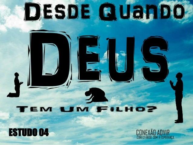 ESTUDO 04