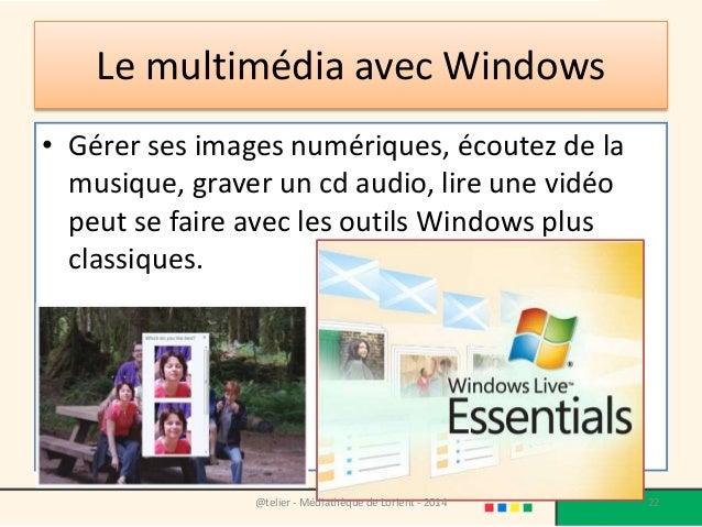 Utilisation Cd De Restauration Windows