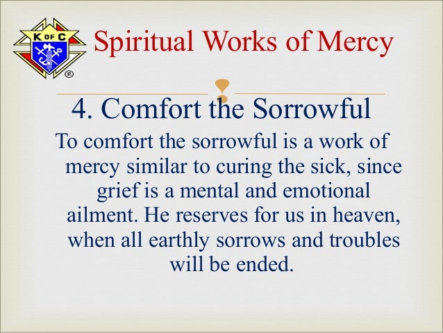 Divine Mercy Bars - Divine Mercy for Moms |Spiritual Works Of Mercy Comfort The Sorrowful