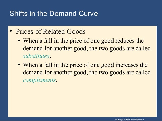market forces of demand and supply If more producers enter a market, the supply will increase, shifting the supply curve to the right in order to understand better the theory of supply and demand it is necessary to know how much buyers and sellers respond to price changes.