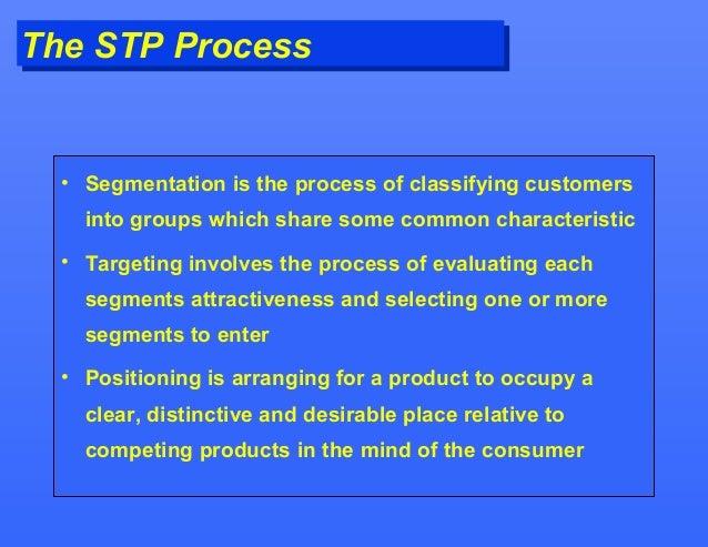 Marketing Pillars Segmentation Targeting Positioning Essay