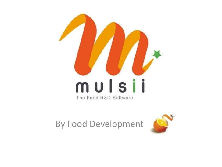 By Food Development<br />