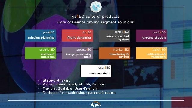 Nuno Catarino: NextGEOSS project Slide 3