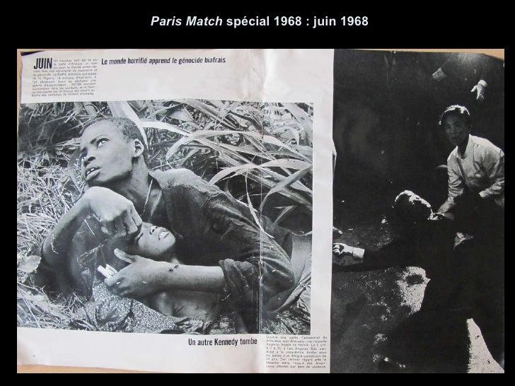 Paris Match  spécial 1968 : juin 1968