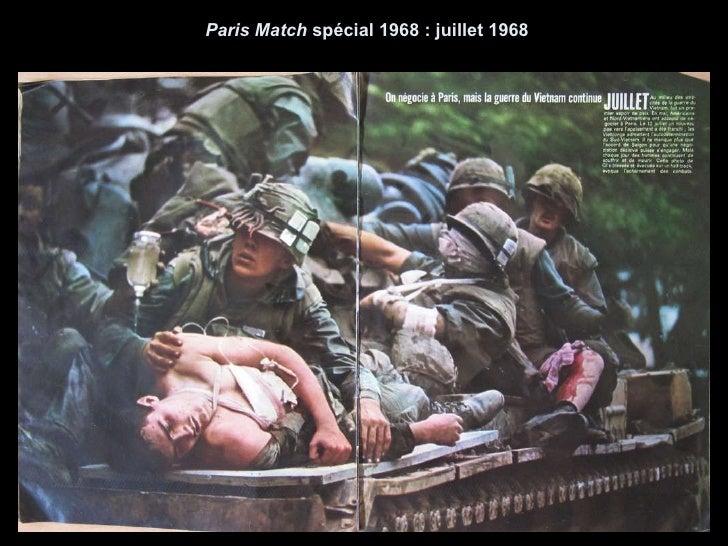 Paris Match  spécial 1968 : juillet 1968