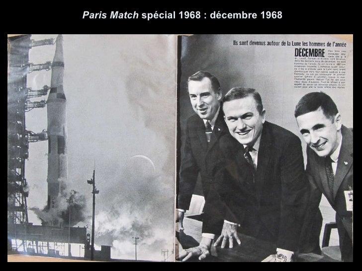 Paris Match  spécial 1968 : décembre 1968