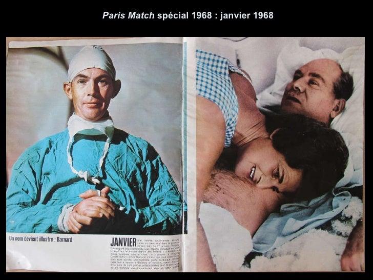 Paris Match  spécial 1968 : janvier 1968