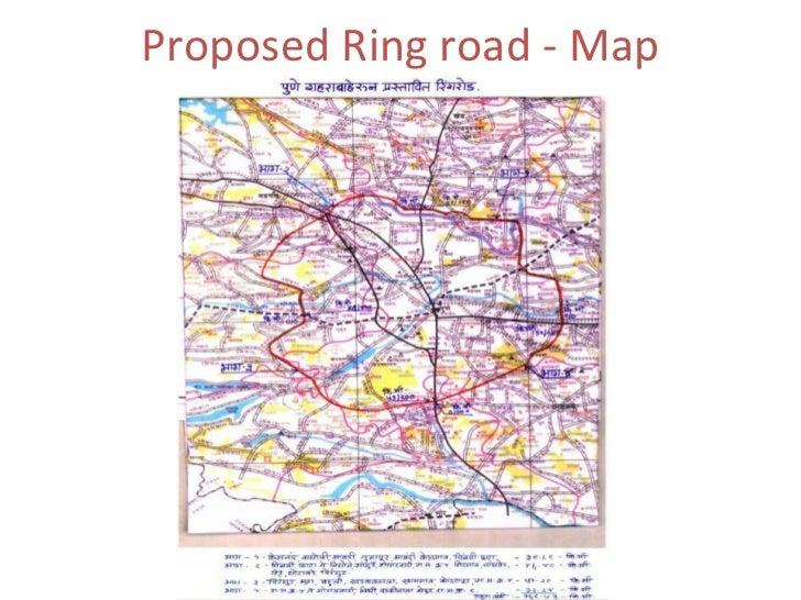 Pune City Road Map Pdf