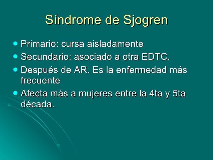 04   sindrome de sjogren Slide 3