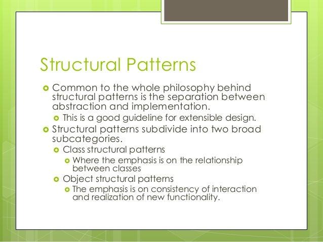 PATTERNS04 - Structural Design Patterns Slide 3