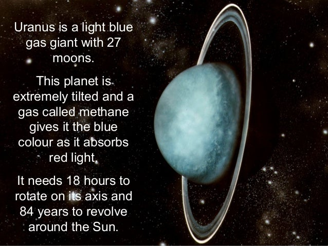 what are the gas planets called - photo #23