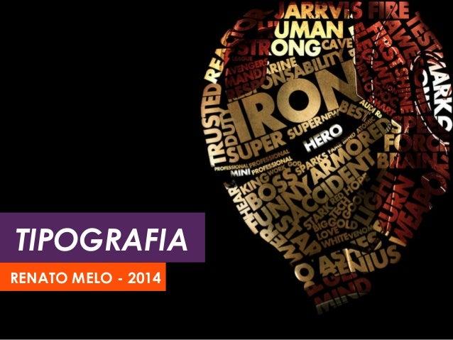 TIPOGRAFIA RENATO MELO - 2014