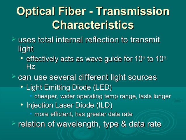 different transmission media user manuals