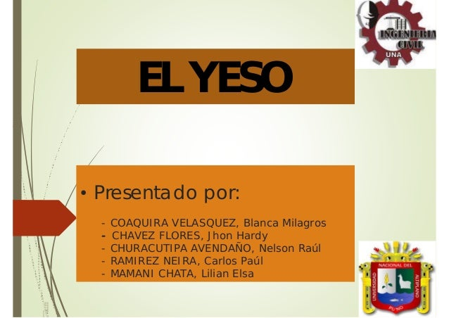 • Presentado por: - COAQUIRA VELASQUEZ, Blanca Milagros - CHAVEZ FLORES, Jhon Hardy - CHURACUTIPA AVENDAÑO, Nelson Raúl - ...
