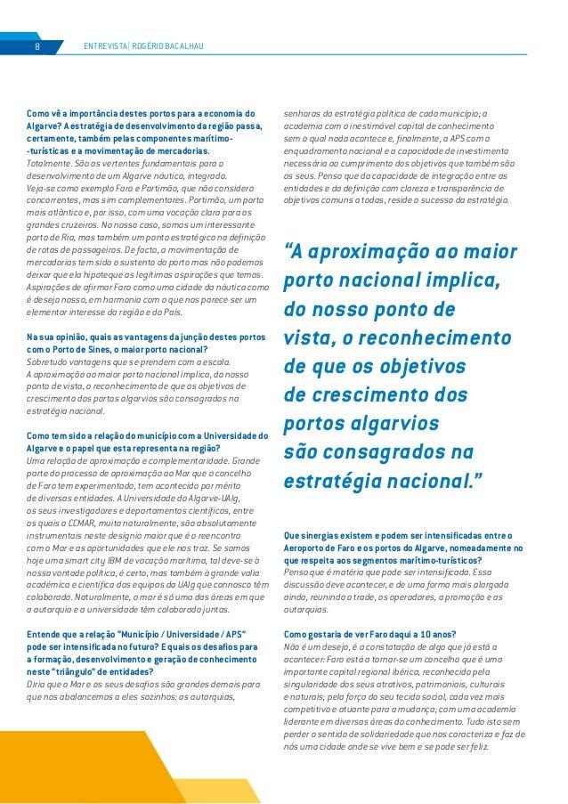 ca5f19c159 ROGÉRIO BACALHAU Presidente da Câmara Municipal de Faro  8.