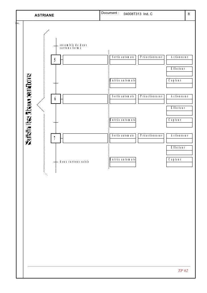 Document :        04008T313 Ind. C                                           8       ASTRIANE   . Ind                     ...