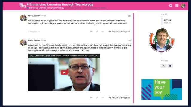 Higher Education for the Future: Infusing Digital Learning in Institutional Culture