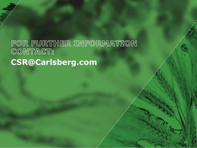 calsberge case study