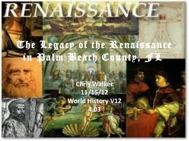 an overview of the history of european renaissance The period of european history referred to as the renaissance was a time of great social and cultural change in europe generally speaking, the renaissance spanned from the 14th to the 16th centuries, spreading across europe from its birthplace in italy during the middle ages, italy was not the .