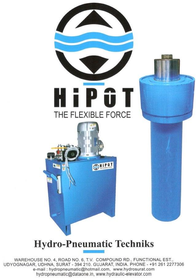 Catalogue- HIPOT