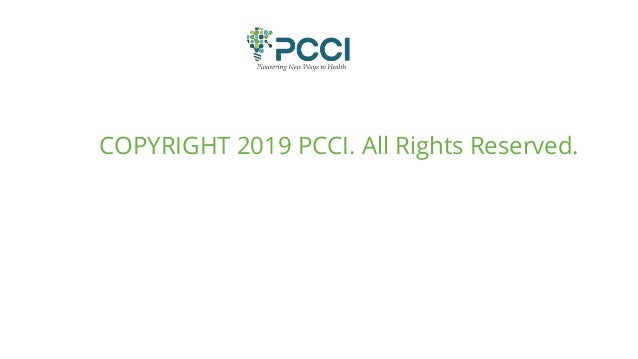 COPYRIGHT 2019 PCCI. All Rights Reserved.