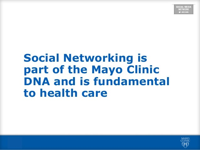 Social Media and Your Hospital: Impacts and Opportunities