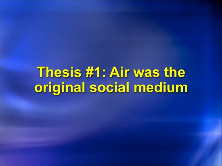 #33: Social media willdecrease diffusion time for research and innovations