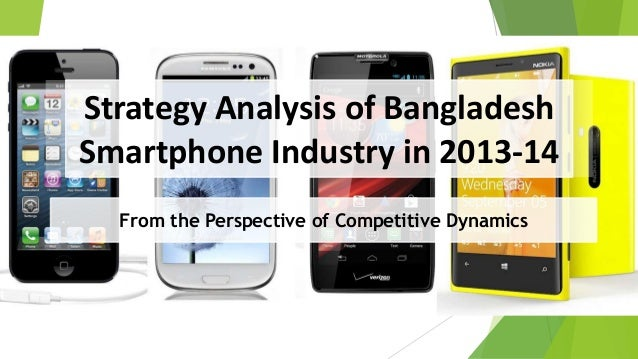 strategic analysis of smartphone industry The microsoft-nokia strategic alliance  swot analysis of microsoft in 2011  and smartphone operating system space with its venerable windows mobile system in.