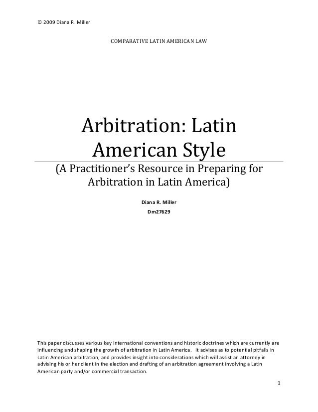 arbitration paper Explore the latest articles, projects, and questions and answers in arbitration, and find arbitration experts added a conference paper related to arbitration.