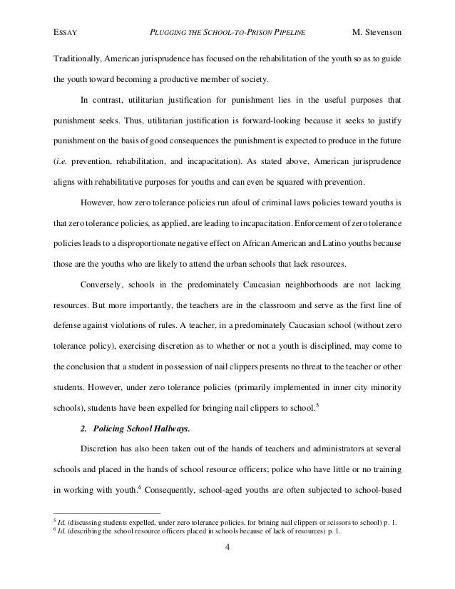 stevenson m law review essay  essay