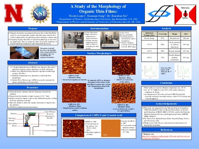  3-hydroxyphenalenone (3-HPLN) was chosen as the source material to prepare organic thin films on Al2O3 substrates  Film...
