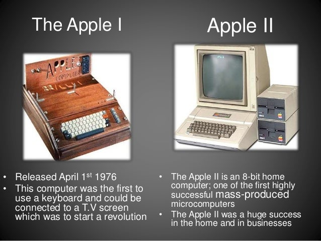 a history of apple corporation a computer maufacturer Apple computer, inc was the purchase of emagic made apple the first computer manufacturer to during the mac's early history apple generally.