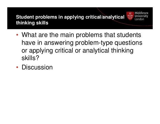 Applying critical thinking skills in nursing
