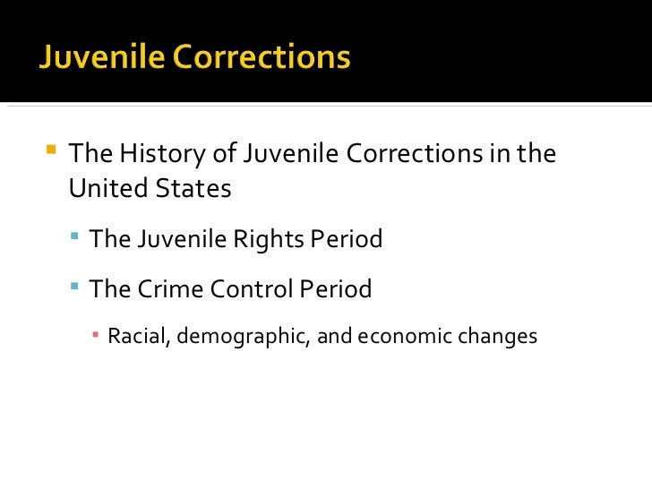 Juvenile Case History
