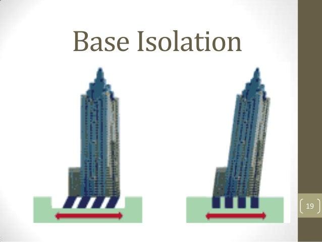 Earthquake Design For Buildings
