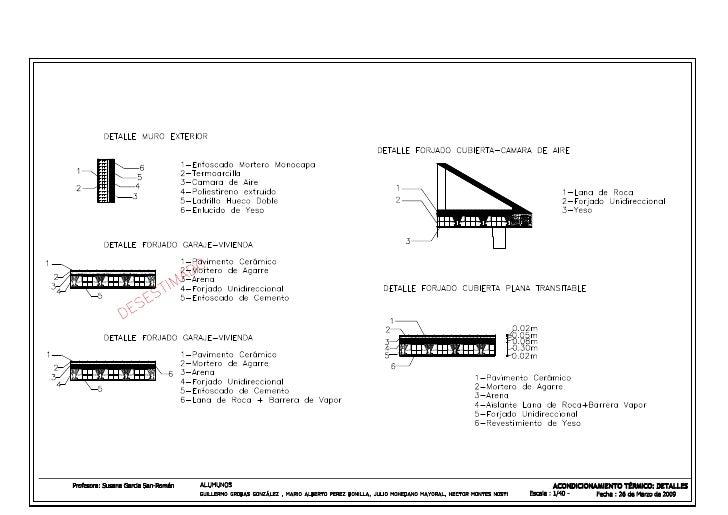04 Acondicionamiento TéRmico Envolvente Termica Constructiva